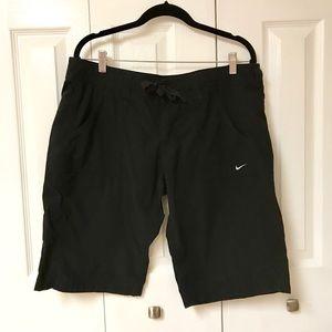 Women's Nike large (12/14) shorts
